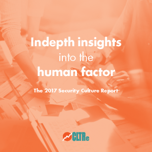 SCR2017 - Security Culture Report 2017